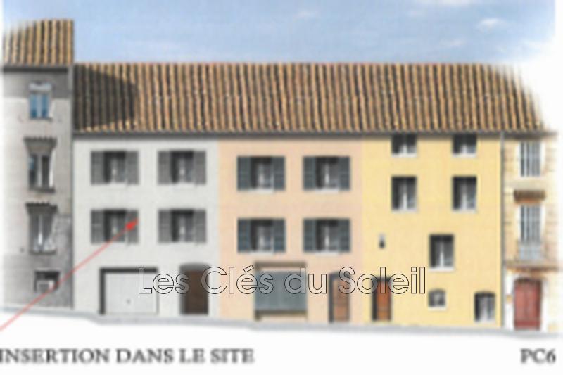 terrain  Cabasse Centre ville  60m² -