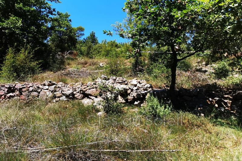 terrain  Brignoles   900m² -