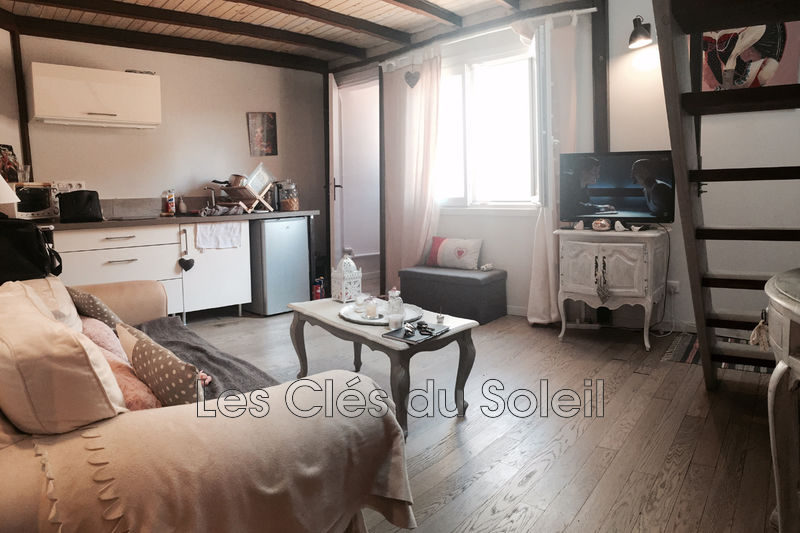 Photo n°1 - Vente Appartement duplex Toulon 83100 - 75 000 €