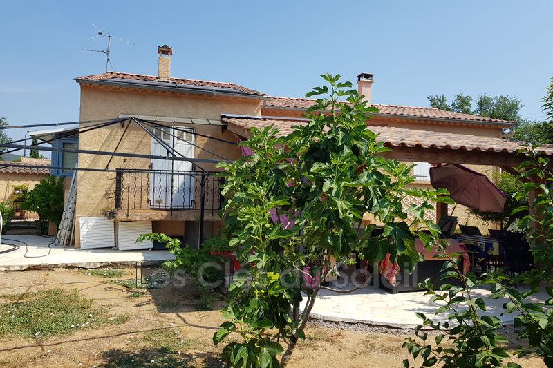 maison  3 pièces  Forcalqueiret Centre village  80m² -