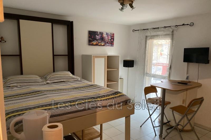 appartement  studio  Toulon La mitre  18m² -