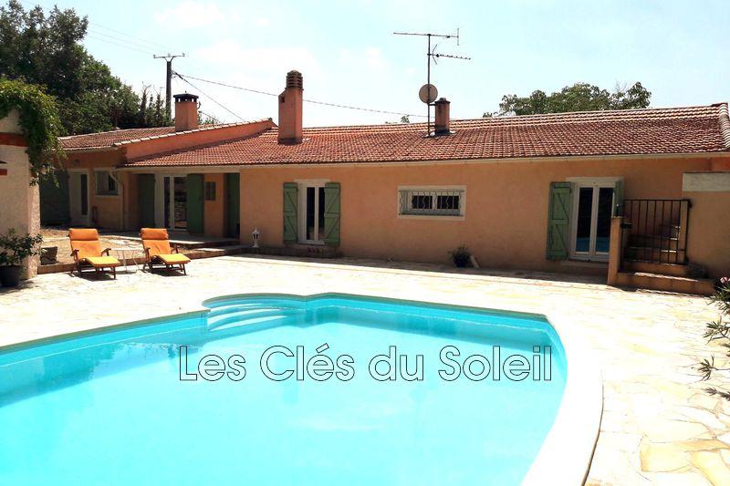 maison  7 pièces  Brignoles Pey de gallin  215m² -