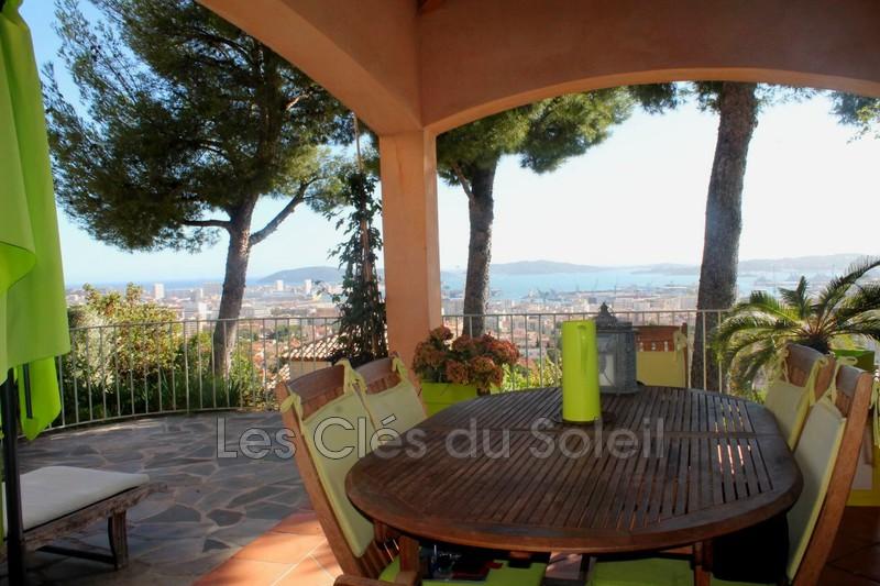 maison  4 pièces  Toulon Mas du faron  130m² -