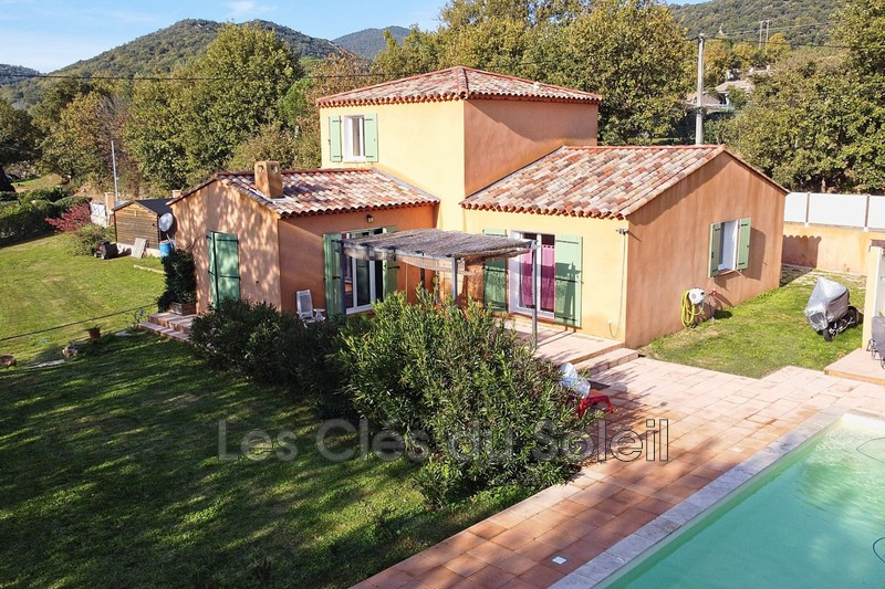 Photo n°1 - Vente Maison villa Collobrières 83610 - 449 000 €