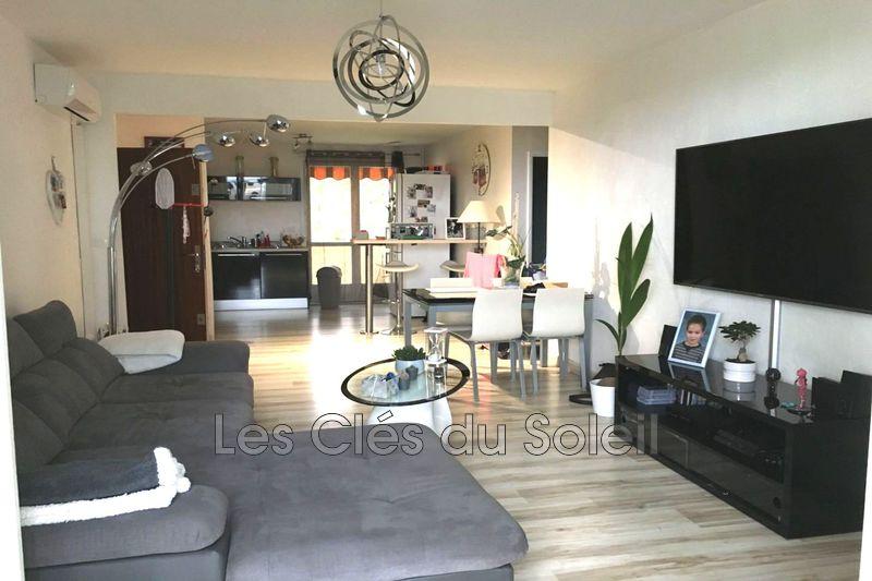 appartement  3 pièces  Hyères Gare  62m² -