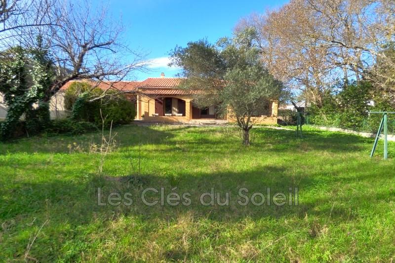 maison  4 pièces  La Roquebrussanne   130m² -