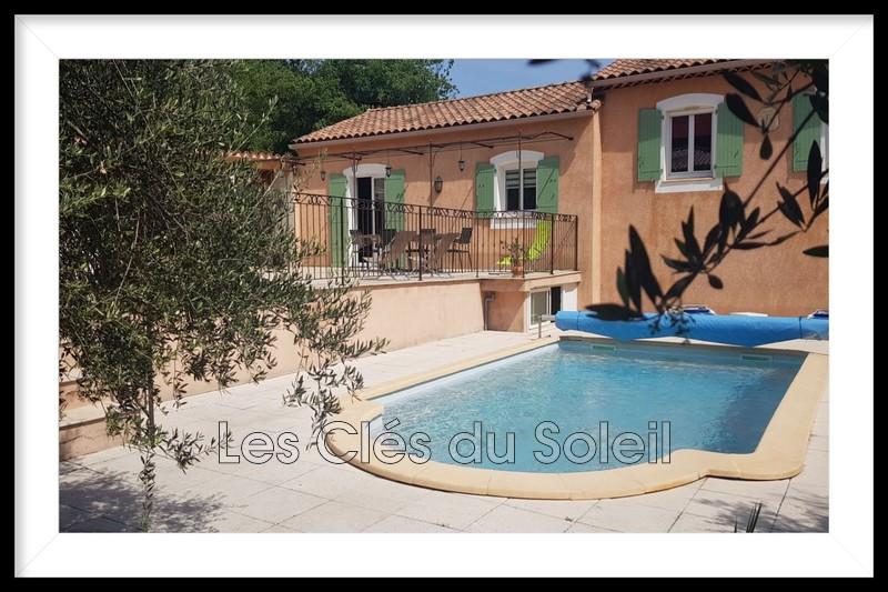 maison  5 pièces  Sainte-Anastasie-sur-Issole   110m² -