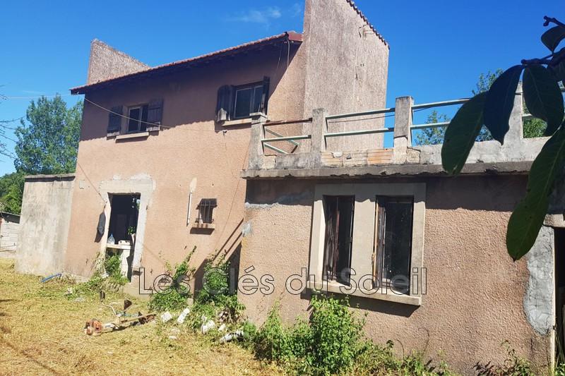 maison  4 pièces  Brignoles   110m² -
