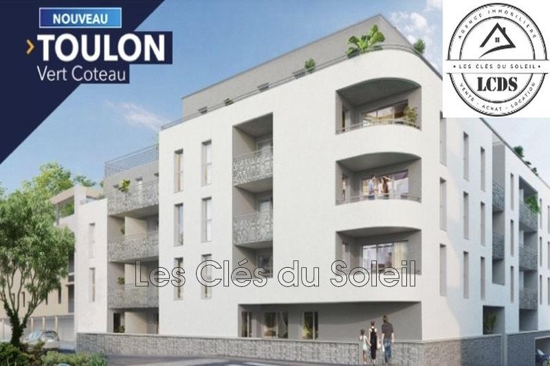 appartement  2 pièces  Toulon Vert coteau  40m² -