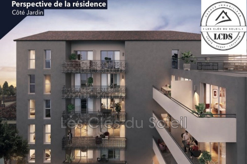 Photo n°3 - Vente appartement Toulon 83000 - 240 000 €