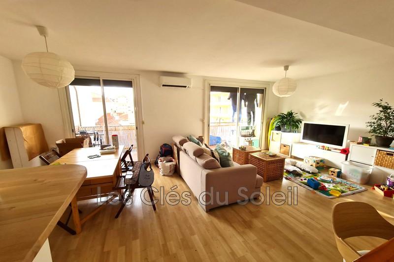 appartement  3 pièces  Toulon Brunet  60m² -