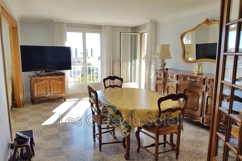 appartement  4 pièces  Toulon   82m² -