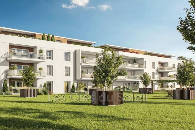 appartement  2 pièces  La Valette-du-Var   42m² -