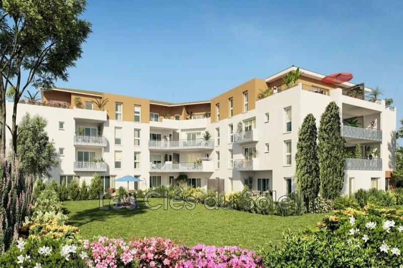 appartement  3 pièces  Hyères   67m² -