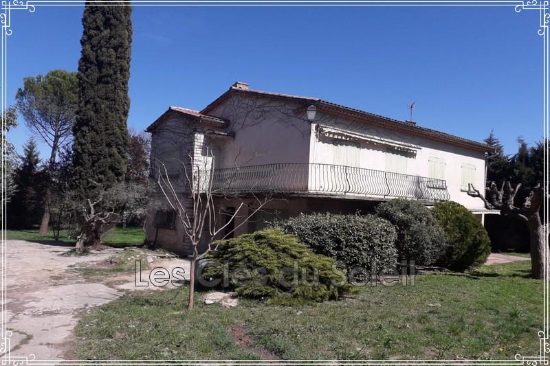 maison  7 pièces  Brignoles Les cordeliers  189m² -