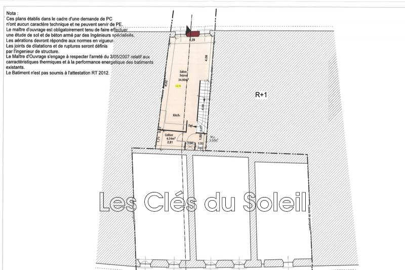 Photo n°3 - Vente maison de village Cabasse 83340 - 40 000 €