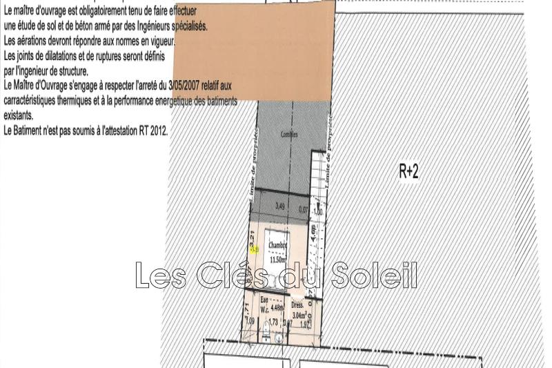 Photo n°4 - Vente maison de village Cabasse 83340 - 40 000 €