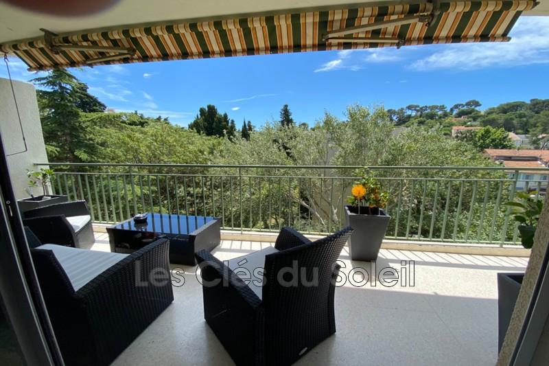 appartement  4 pièces  Toulon Pont de suve  80m² -