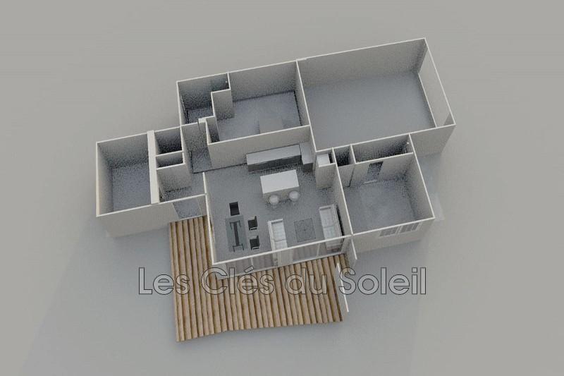 appartement  4 pièces  Hyères Centre-ville  97m² -