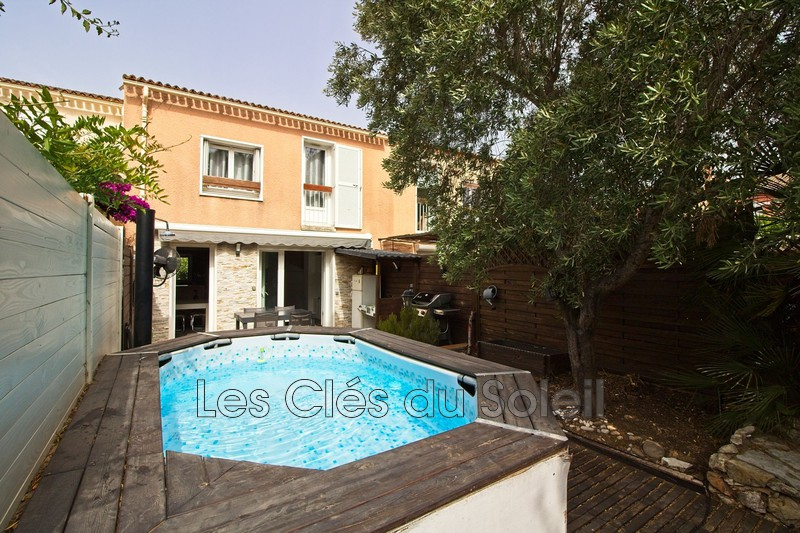 maison  3 pièces  La Seyne-sur-Mer Tamaris  73m² -