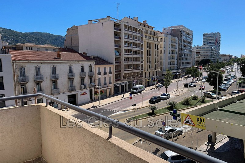appartement  4 pièces  Toulon   81m² -