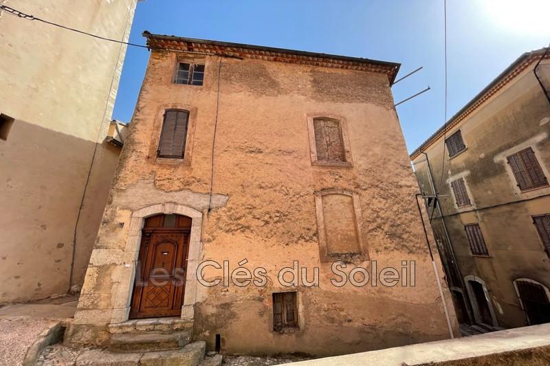 Photo n°2 - Vente maison de village Camps-la-Source 83170 - 73 500 €
