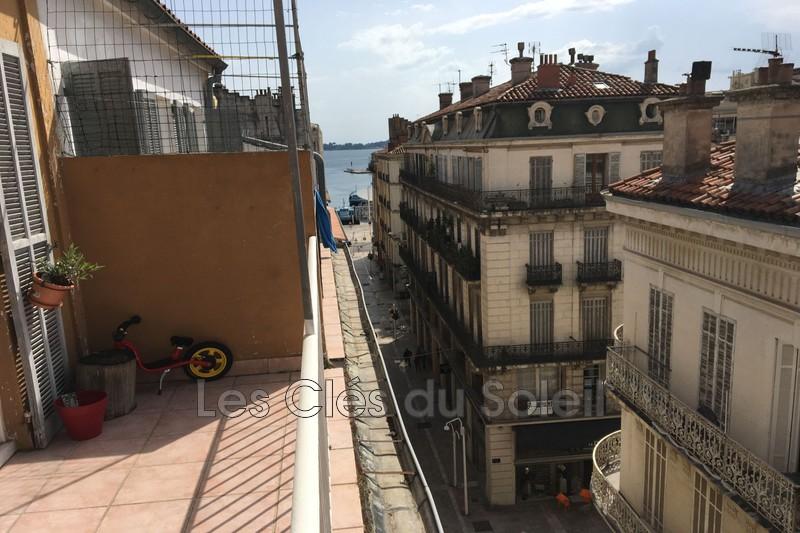 appartement  3 pièces  Toulon Centre ville  72m² -
