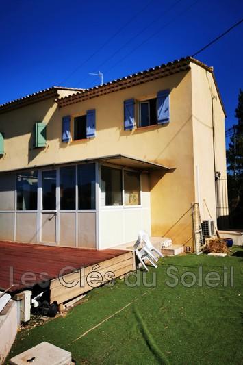 maison  4 pièces  Brignoles   90m² -