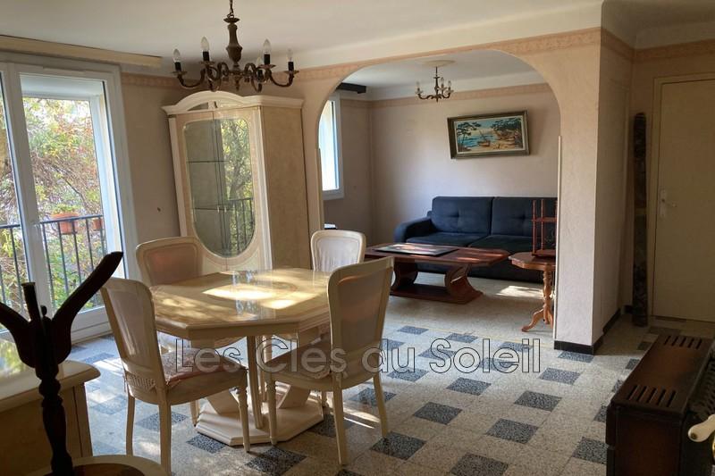 appartement  4 pièces  Toulon   62m² -