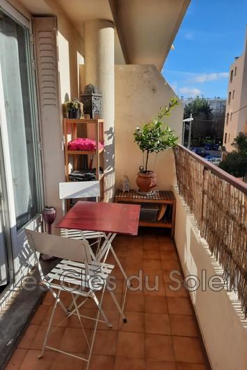 appartement  3 pièces  Toulon Brunet  51m² -
