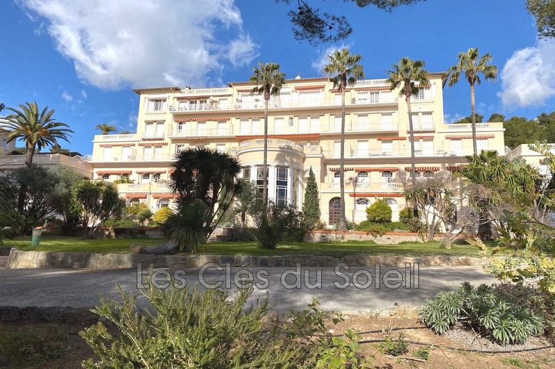 appartement  3 pièces  Hyères Mont des oiseaux  42m² -