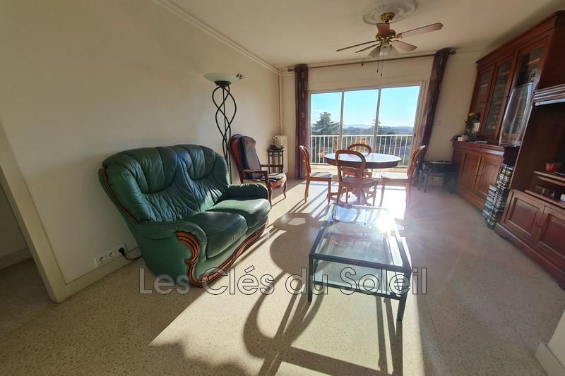 appartement  3 pièces  Toulon Serinette  57m² -