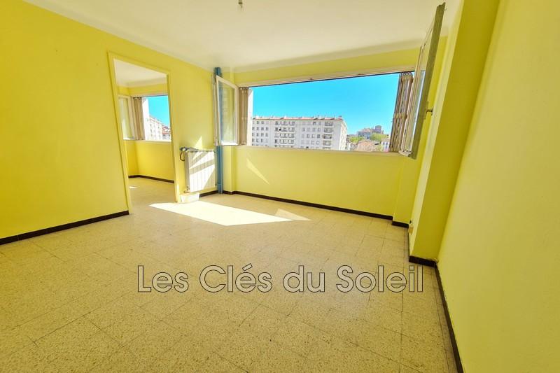 appartement  3 pièces  Toulon Port marchand  53m² -