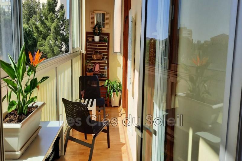 appartement  4 pièces  Toulon Est  82m² -