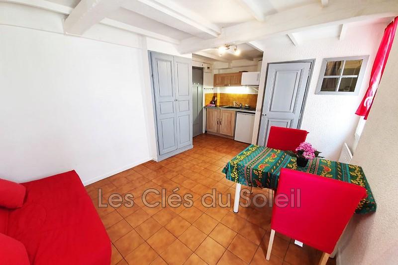 appartement  studio  Hyères Historique  15m² -
