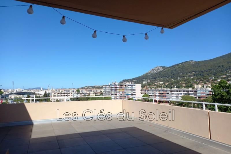 appartement  2 pièces  Toulon St musse  53m² -