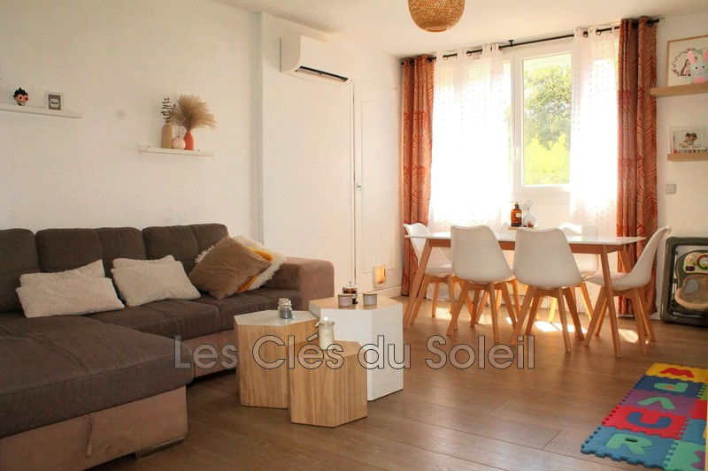 appartement  3 pièces  La Valette-du-Var Buchet  62m² -