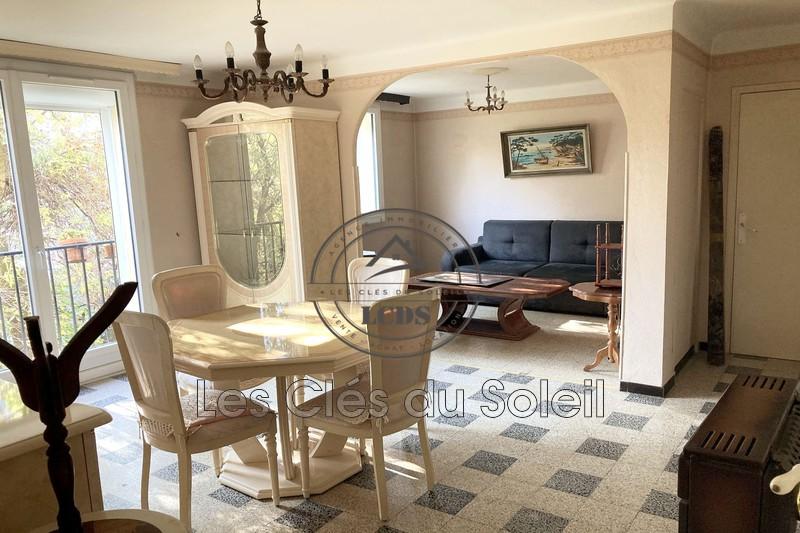 appartement  4 pièces  Toulon Beaulieu  62m² -
