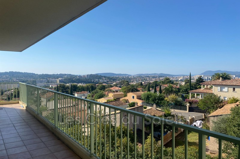 appartement  3 pièces  Toulon Faron  68m² -