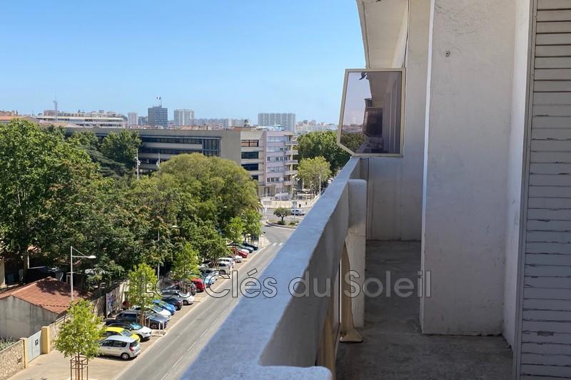 appartement  3 pièces  Toulon Centre ville  57m² -