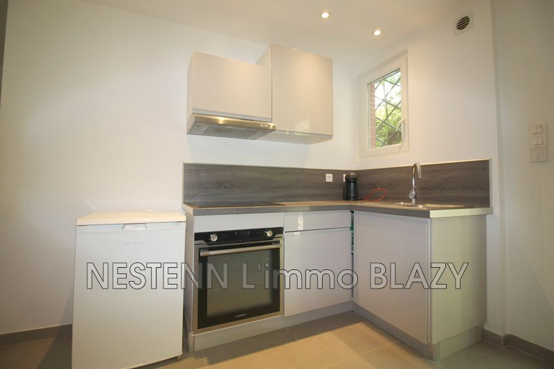 Photo n°3 - Location appartement Cannes 06400 - 650 €