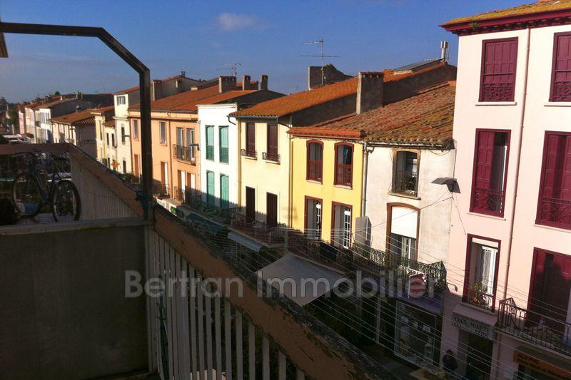 Photo Appartement Saint-Laurent-de-la-Salanque Village,  Location appartement  1 pièce   30m²