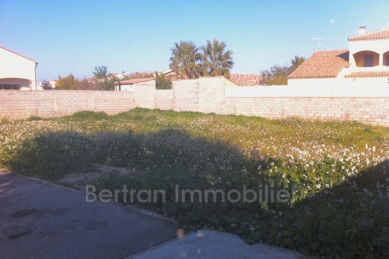 Photo Terrain à bâtir Rivesaltes   achat terrain à bâtir   755m²