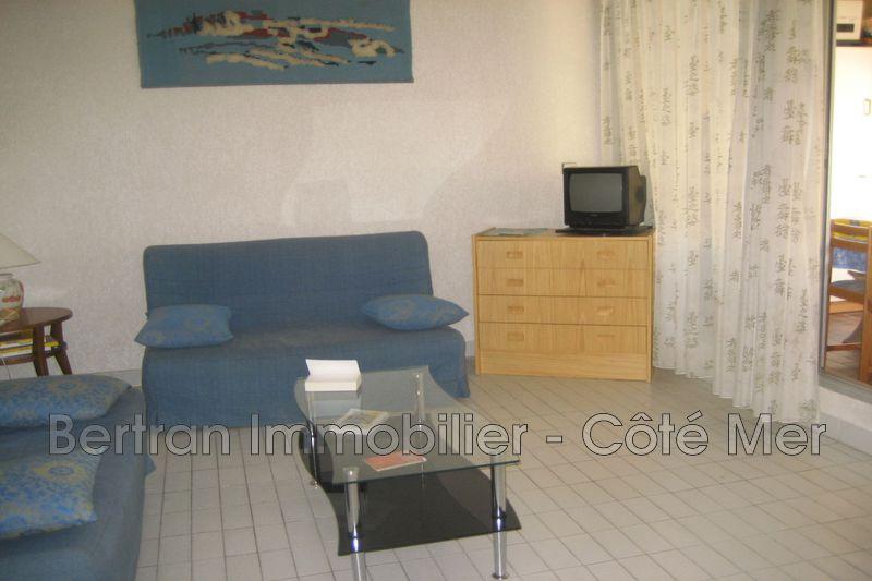 Photo Appartement Leucate Proche plages,  Location saisonnière appartement  2 pièces   22m²