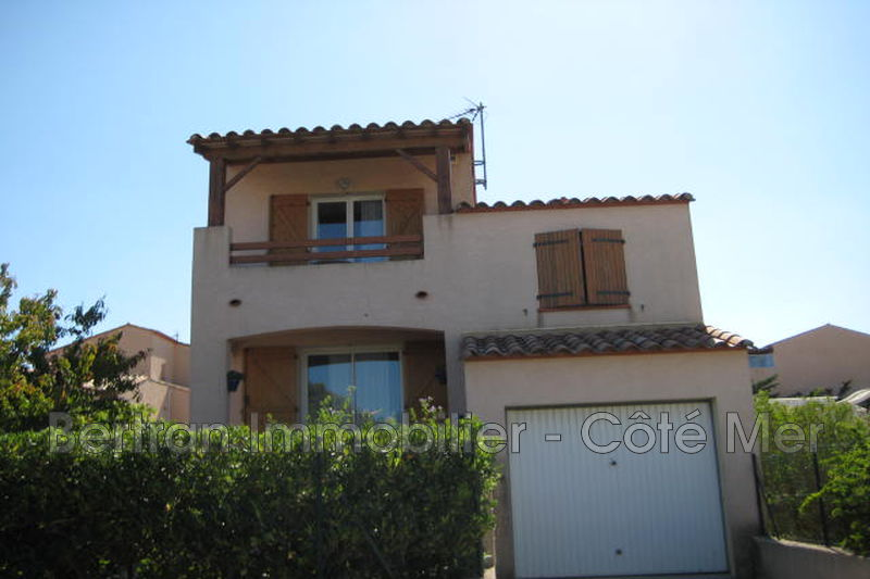 Photo Villa Leucate Village,  Location saisonnière villa  3 bedrooms   70 m²