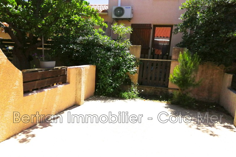 Photo Maison Leucate Village,  Location maison  1 chambre   28 m²