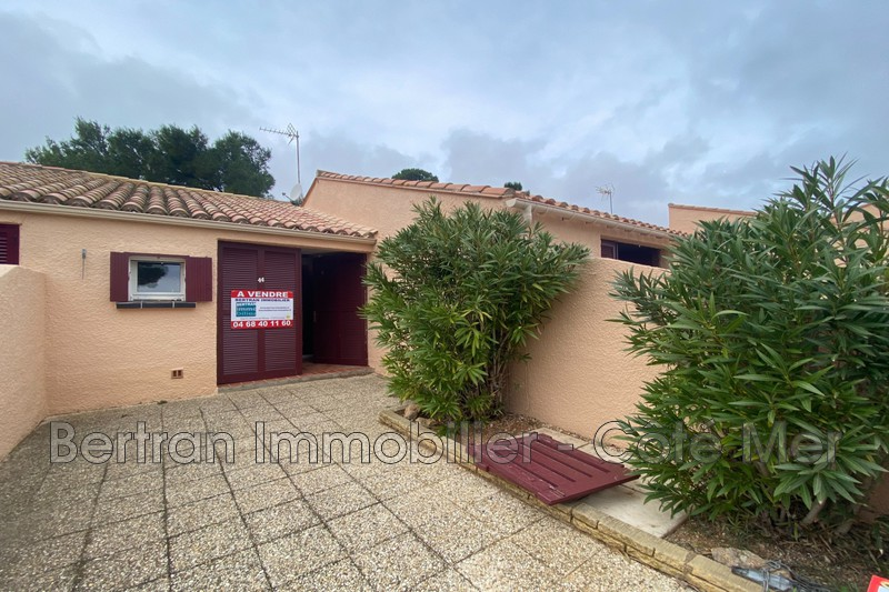 Photo House PORT FITOU Bord de mer,   to buy house  1 bedroom   34 m²