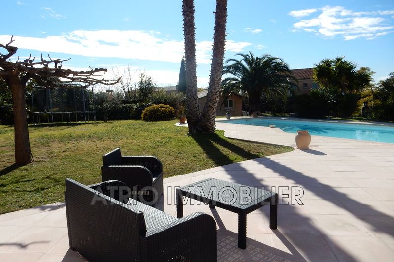 Photo Villa Cagnes-sur-Mer Gros buaux,   to buy villa  3 bedrooms   110 m²