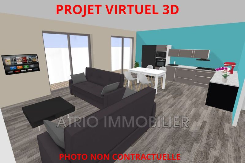 Photo n°5 - Vente appartement Cagnes-sur-Mer 06800 - 241 500 €