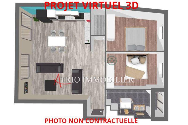 Photo Appartement Cagnes-sur-Mer Centre-ville,   achat appartement  3 pièces   76m²